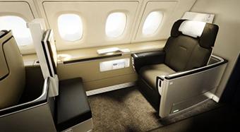 Lufthansa First Class 2
