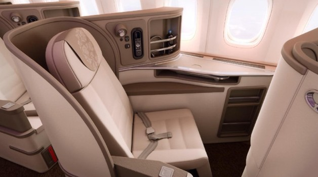 China Eastern First Class
