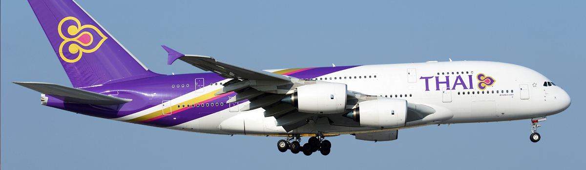 Cheap First Amp Business Class Flights On Thai Airways Fly
